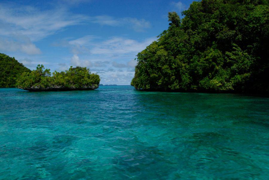 Palau kayalıkları yaşanmaya müsait değil ama mutlaka görülmeli