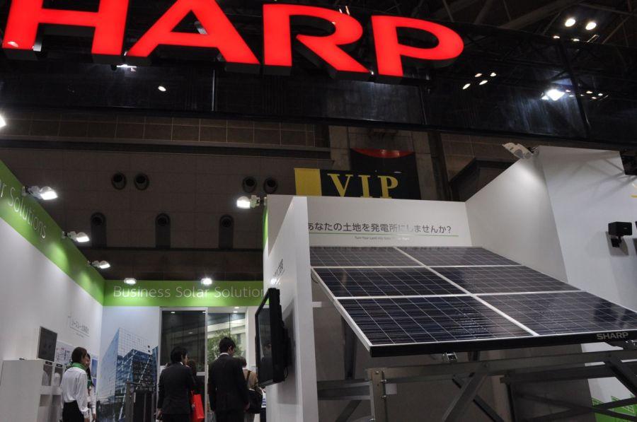 Yıl içinde panel fiyatlarındaki düşüş devam etti. Sharp gibi üreticiler zor durumda kaldılar