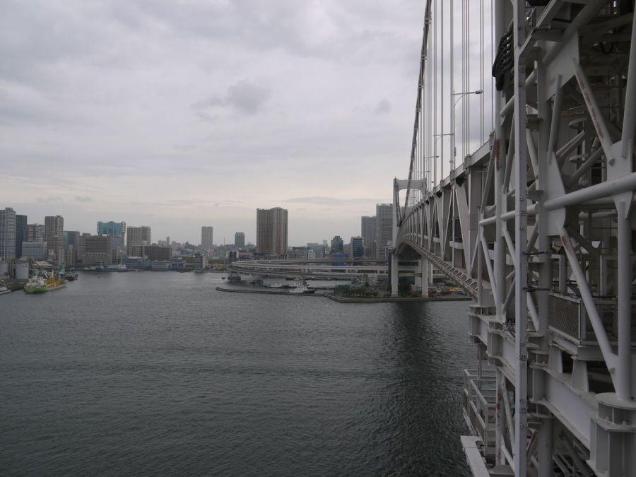 Köprüyü geçtikten sonra