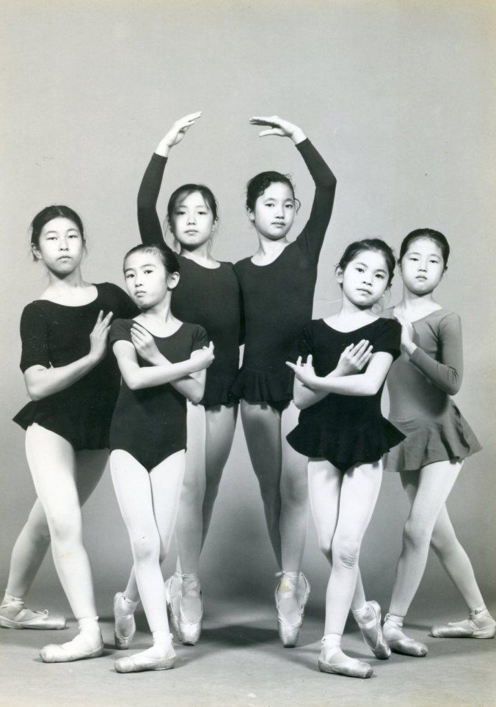 Karım küçük bir çocukken bale dersleri almış. Hangisi tanıyabilecekmisiniz?