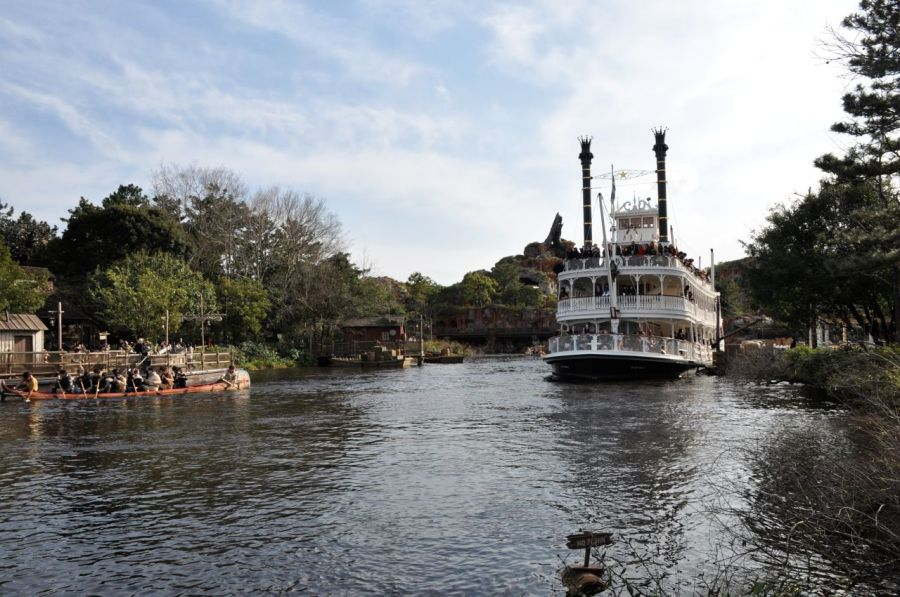 Missisipi nehrinde buharlı gemiyle geziti