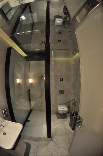 THY Lounge Duş Kabini