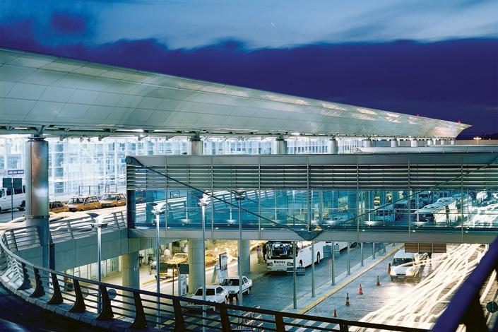 Atatürk Havaalanı (kaynak: www.turnerconstruction.com)
