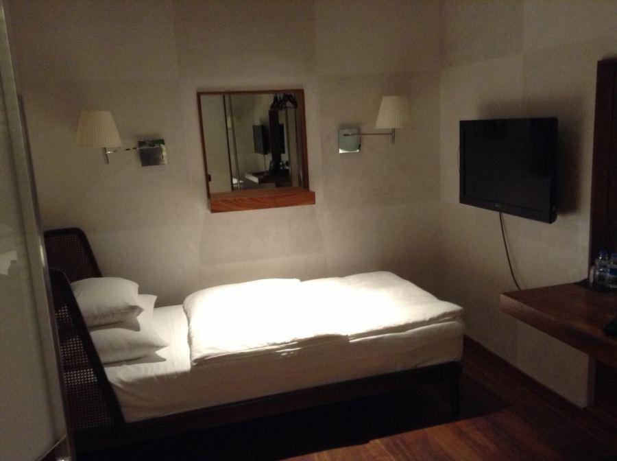 Kıtalar arası uçanlar için dinlenme odaları var