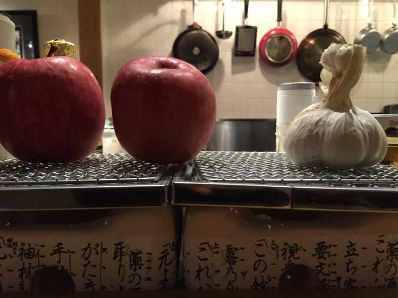 Bazen aykırı sebze ve meyveleri birleştiriyor