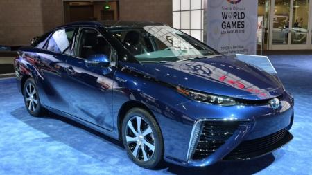 Toyota Mirai- Autoblog websitesinden alınmıştır
