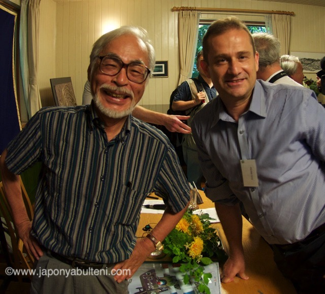 Miyazaki hoca ile
