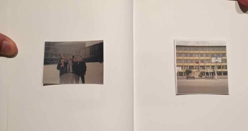 Bu fotolar Ankara'da bir lisede çekilmiş. Tanıyanınız var mı?
