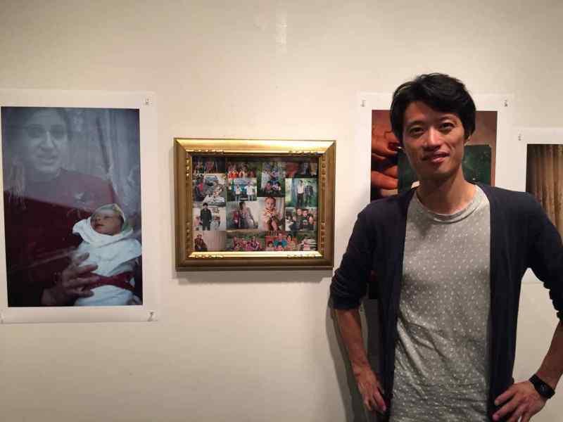 Shoei Yasui, fotoğrafları ile beraber