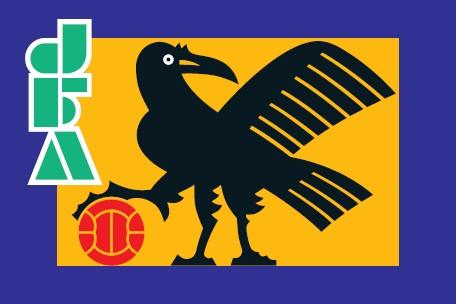 Japonya Futbol Federasyonu amblemi: üç ayaklı karga(kaynak: Internet)