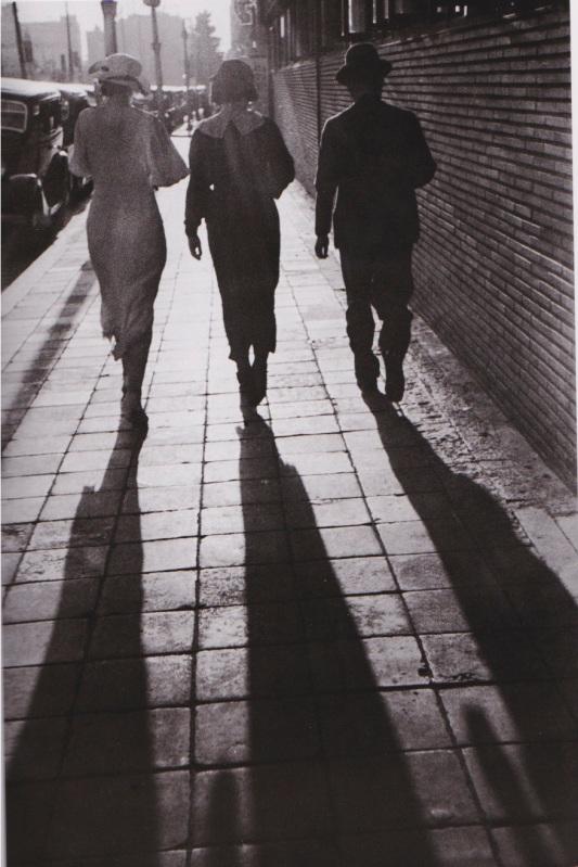 Fotoğrafçının 1930larda çektiği Tokyo'dan