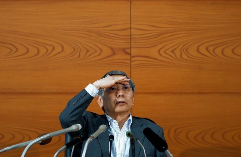BoJ Governorü Kuroda ufukta gevşek para politikasına son görmüyor
