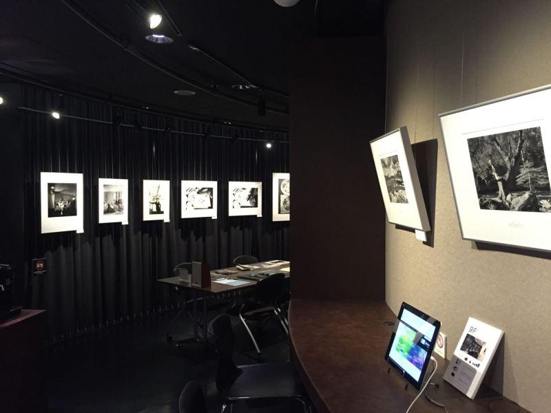 Ricoh galerisinden sergi görüntüsü