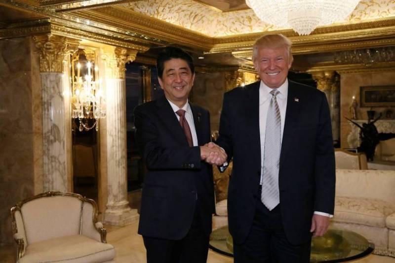 Trump-Abe görüşmesi çok olumlu geçti