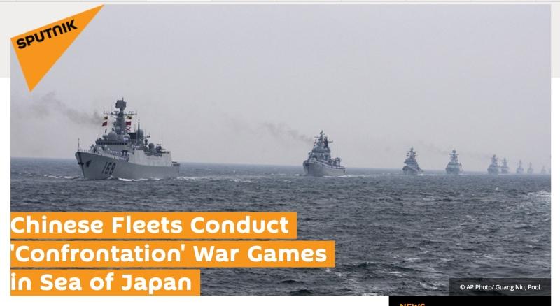 Japonya ve Çin Güney Çin Denizi'nde savaşa tutuşabilir