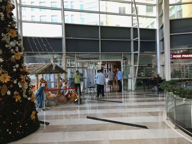 Asian Health & Medical Center hem modern hem de temiz ve düzenli bir hastane idi